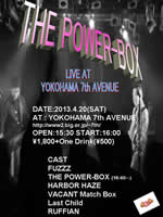 Live at YOKOHAMA 7th AVENUE